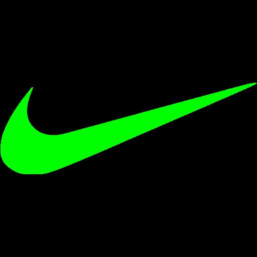Lime Nike Icon
