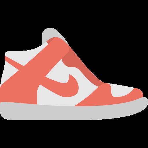 Nike Dunk Icon Flat Free Sample Iconset Squid Ink