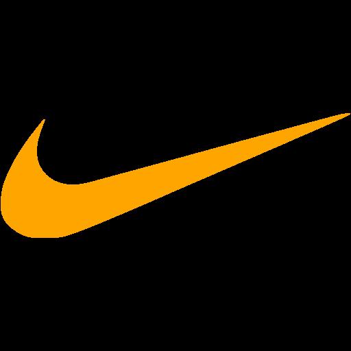 Orange Nike Logo Png Images