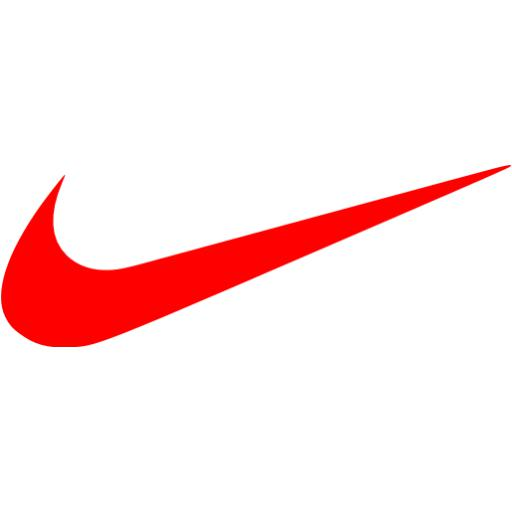 Red Nike Icon