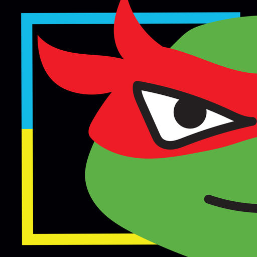 Color Switch Tap Jump Teenage Mutant Ninja Turtles Version