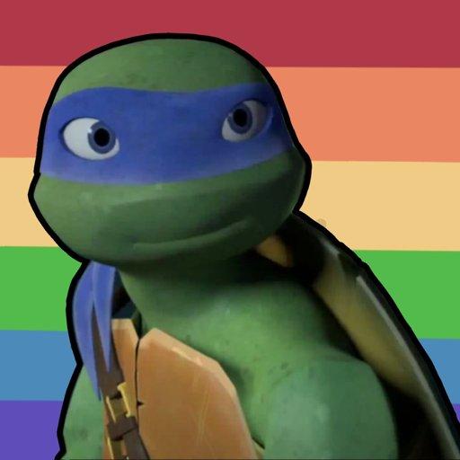 Leo Pride Icons Teenage Mutant Ninja Turtles Amino