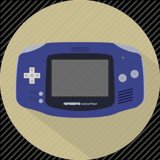 Console, Game, Gameboy, Gameboyadvance, Gamepad, Nintendo, Pad Icon