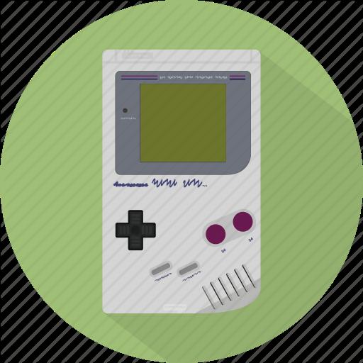 Console, Game, Gameboy, Gamepad, Nintendo, Pad, Retro Icon