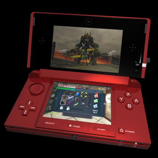 Nintendo Icon Video Game Iconset