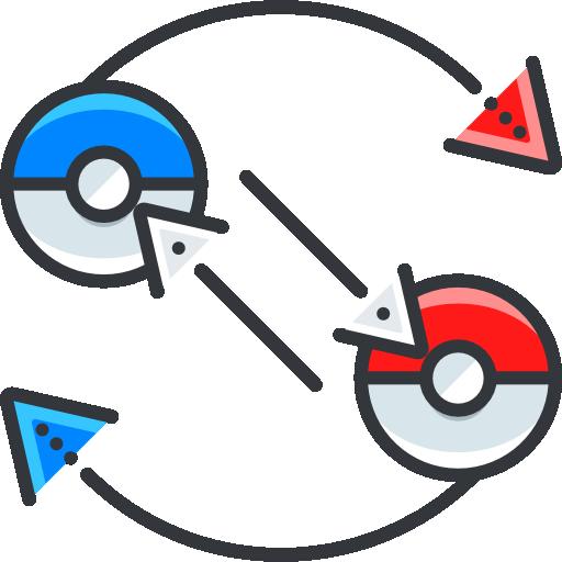 Combat Power, Gaming, Nintendo, Pokemon, Video Game Icon