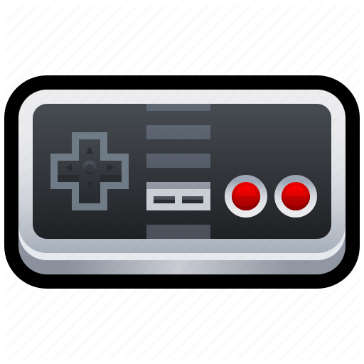 Controller, Gaming, Nes, Nintendo, Video Game Icon
