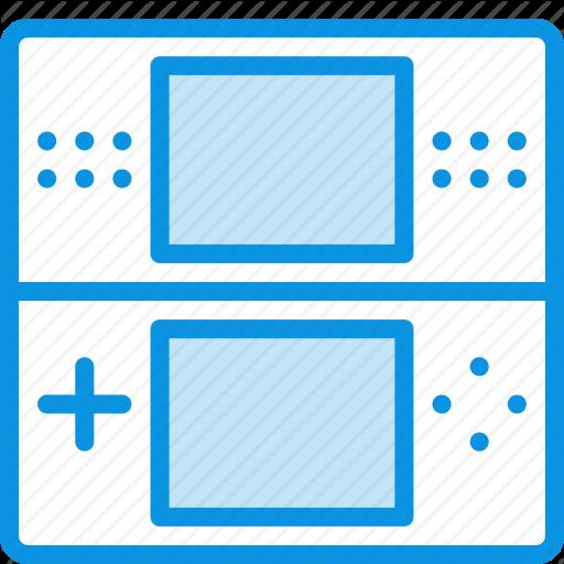 Console, Ds, Nintendo Icon