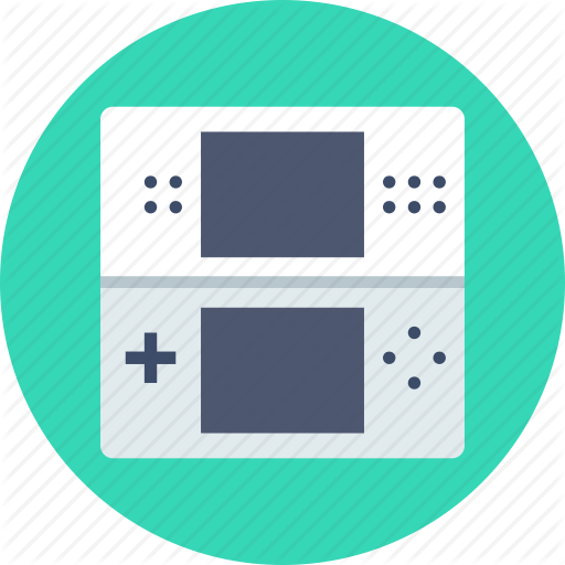 Device, Games, Nintendo Icon