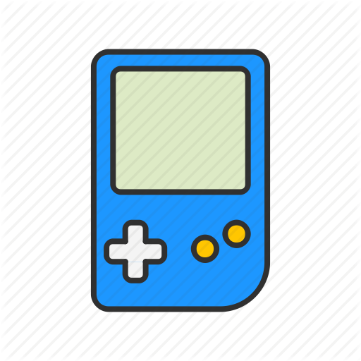 Console, Game, Gameboy, Nintendo Icon