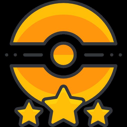 Insignia, Pokemon, Video Game, Gaming, Nintendo Icon