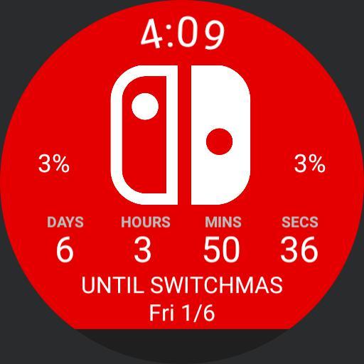Nintendo Switchmas Countdown For Moto
