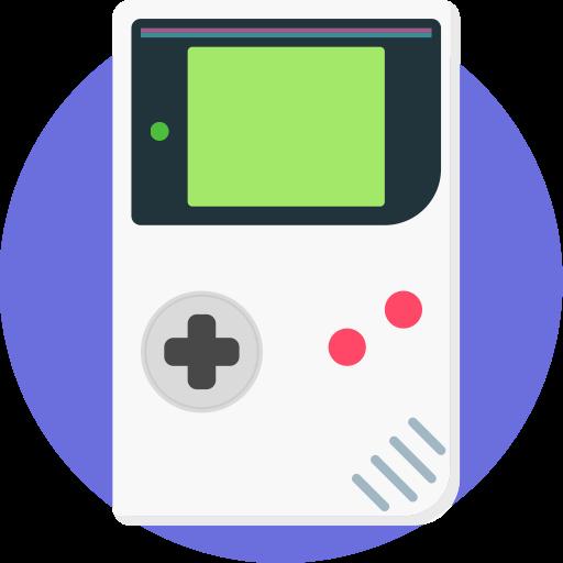 Game, Handheld, Nintendo, Gameboy, Retro, Portable, Video Game Icon