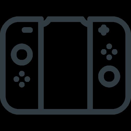 Game, Nintendo, Switch, Video Icon