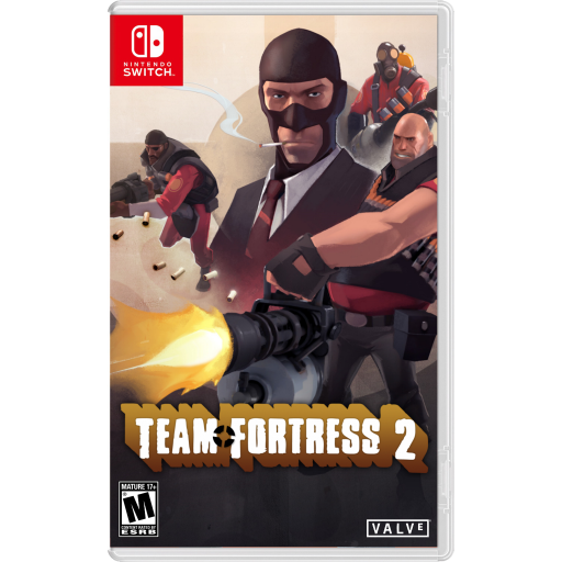 Team Fortress For Nintendo Switch Team Fortress Sprays