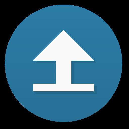 Nitroshare, Dot Icon Free Of Super Flat Remix Apps