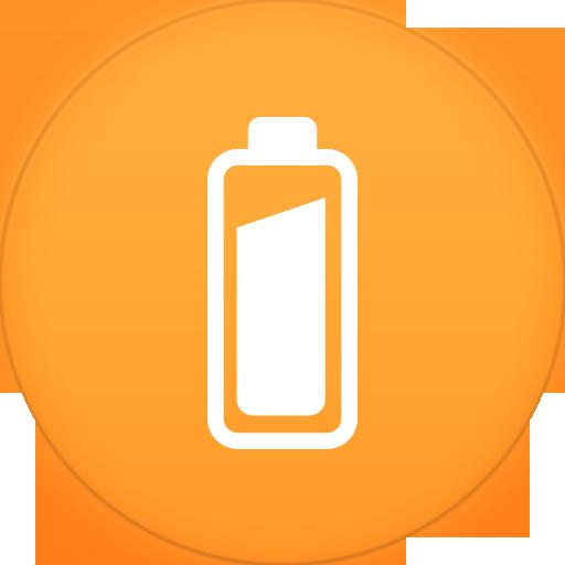 Battery Icon Circle Addon Iconset