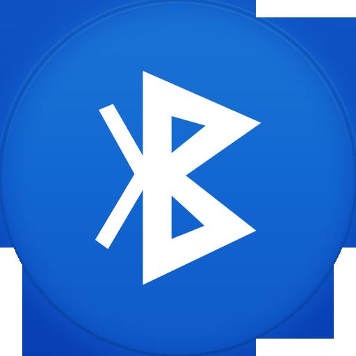 Bluetooth Icon Circle Addon Iconset