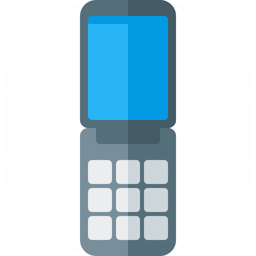 Iconexperience G Collection Mobile Phone Icon