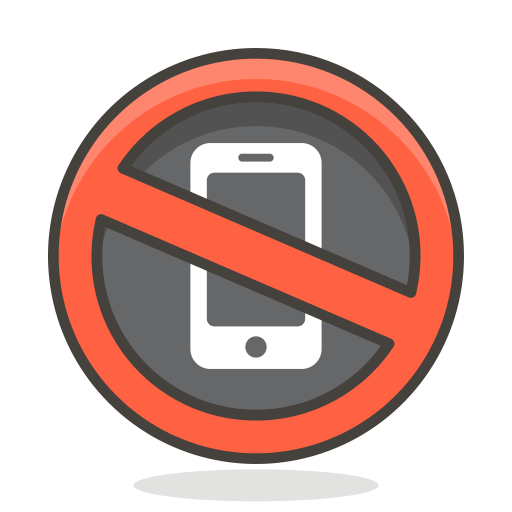 No, Mobile, Phones Icon Free Of Free Vector Emoji