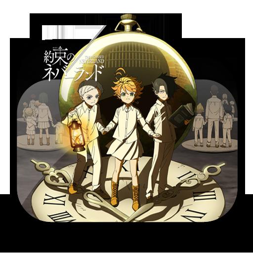 Yakusoku No Neverland Folder Icon