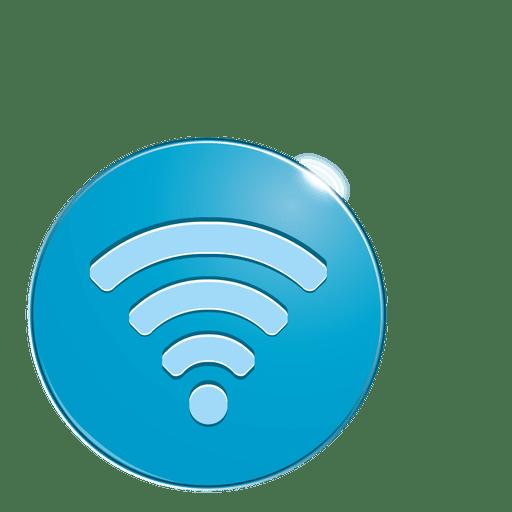 Wifi Bubble Icon
