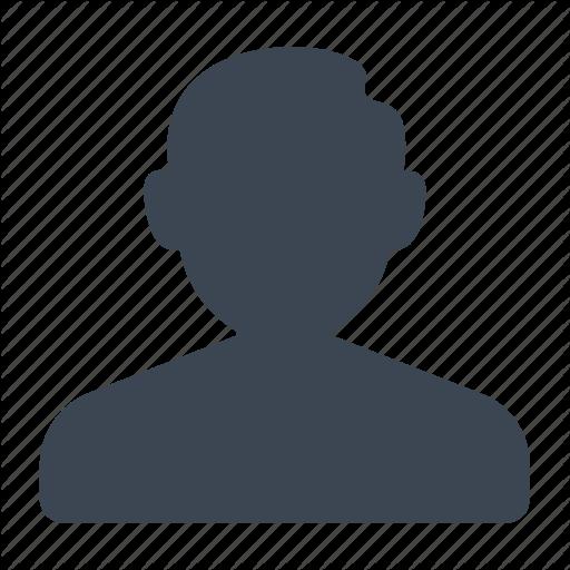 Man, Profile, User Icon