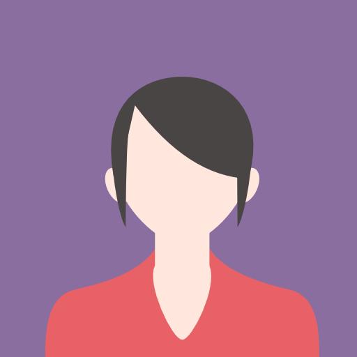 Woman, Profile, People Icon