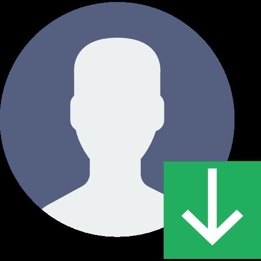 Social Network, Social Media, Interface, Avatar, User, Profile Icon