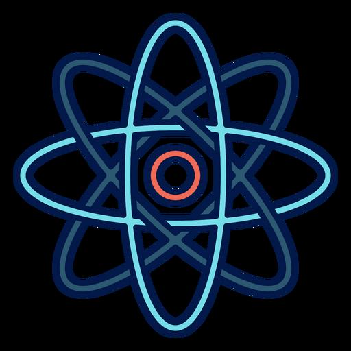Atom School Icon