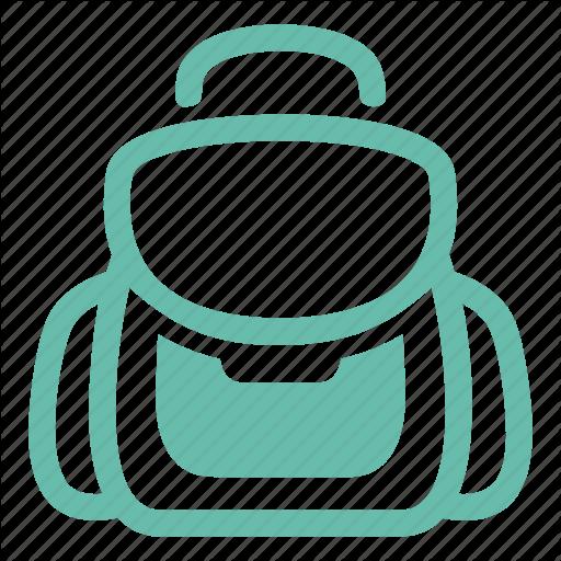 School Bag Icons