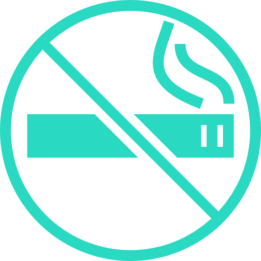 Green, No, Smoking Icon Free Of Hotel And Spa Icons
