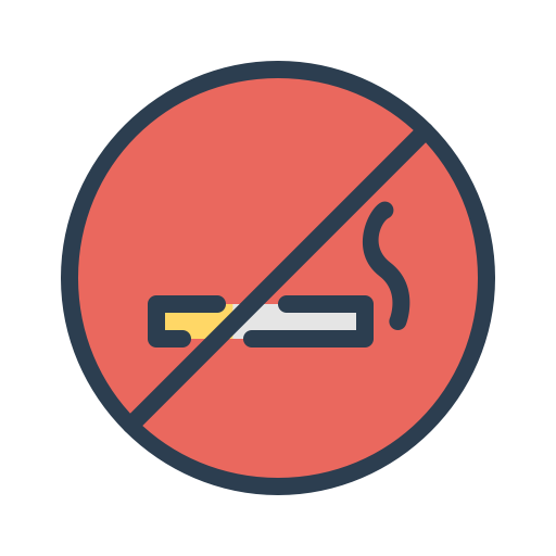 Resolutions, Quit Smoking, Forbibben, Stop Smoking, Cigarette Icon