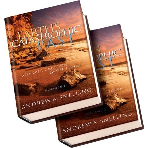 Earth's Catastrophic Past Volumes New Hc Answers Genesis
