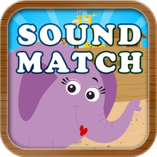 Noah's Ark Animal Sound Matching Game Fun And Interactive In Hd