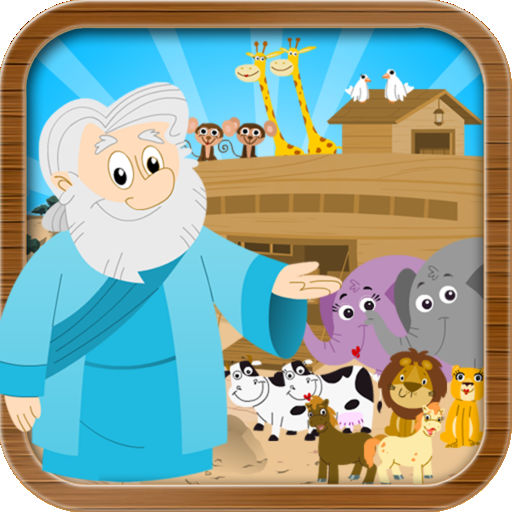 Noah's Ark Bible Story With Built In Games