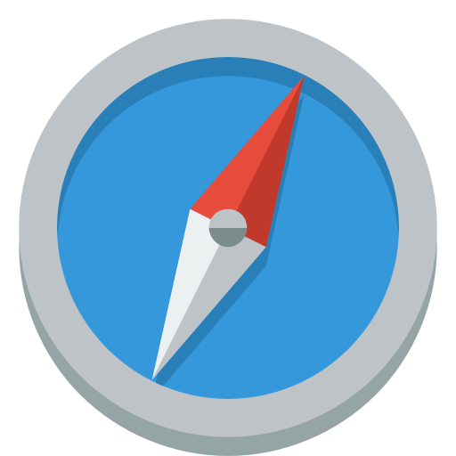Compass Icon Free Of Small Flat Icons