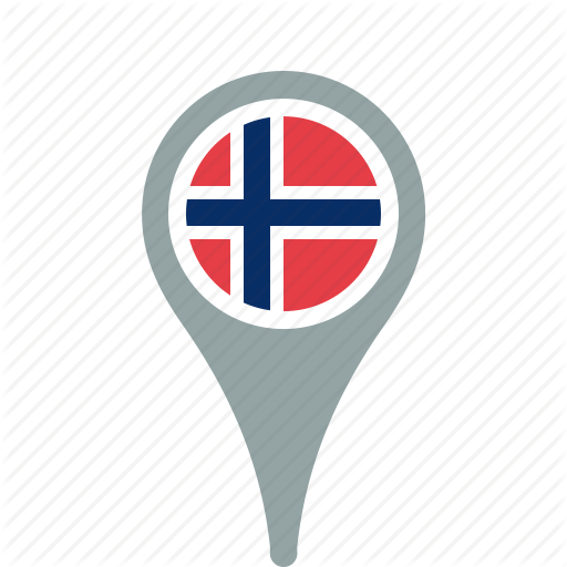 Country, County, Flag, Map, National, Norway, Pn