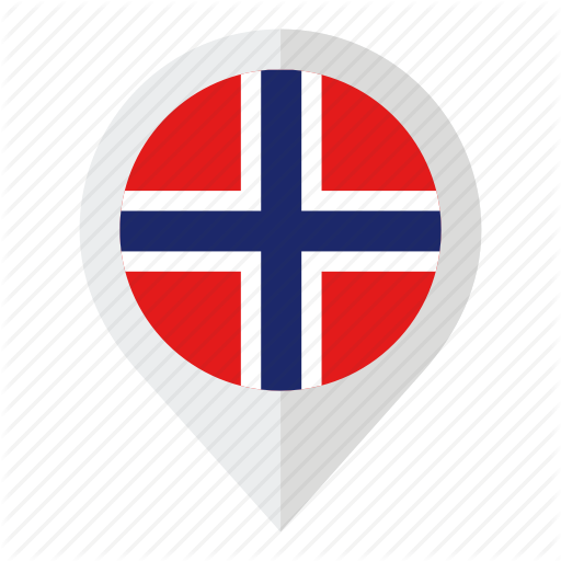 Country, Flag, Geolocation, Map Marker, Norway, Norway Flag