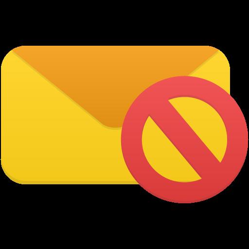 Email Not Validated Icon Flatastic Iconset Custom Icon Design