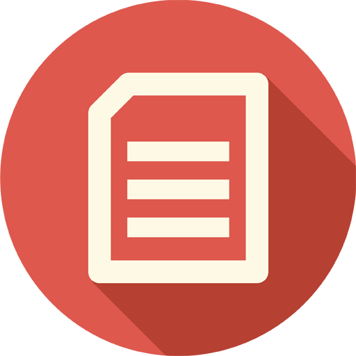 Notebook Icon Free Of Long Shadow Media Icons
