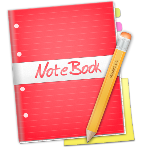 Red Notebook Icon Free Download As Png And Icon Easy