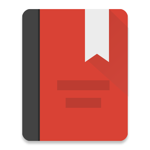 Red Diary, Electronic, Blank Book, Notebook