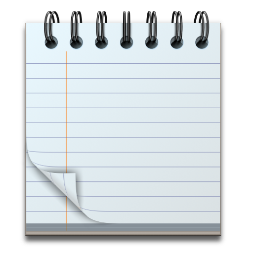 Notepad Icon Download Free Icons