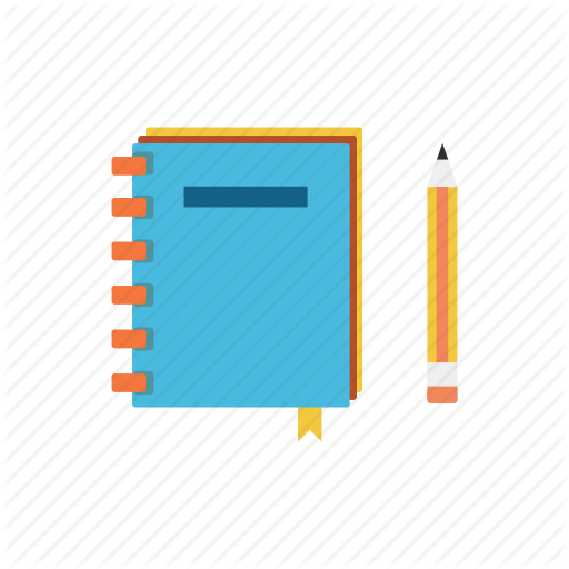 Communication, Consume, Media, Note, Notepad, Pencil, Write Icon