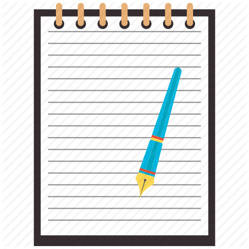 Contract, Notepad, Paper, Paper Pen, Pen, Sign Icon