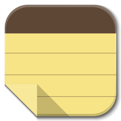 Notes App Icon Images