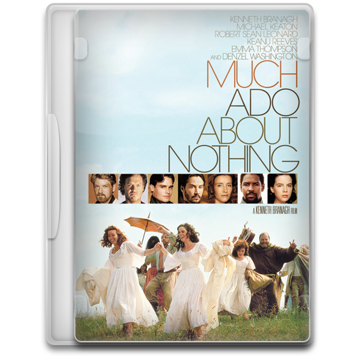 Much Ado About Nothing Icon Movie Mega Pack Iconset
