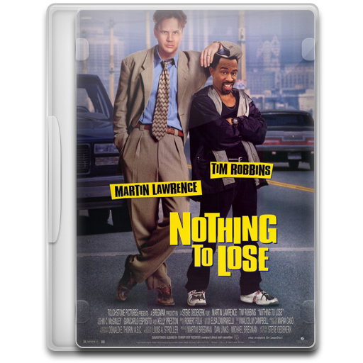 Nothing To Lose Icon Movie Mega Pack Iconset