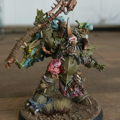 Heretic On Twitter Mortarion, Daemon Primarch Of Nurgle Finally